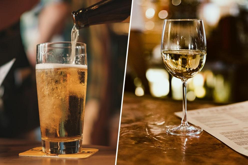 If you could only have one: beer or wine?