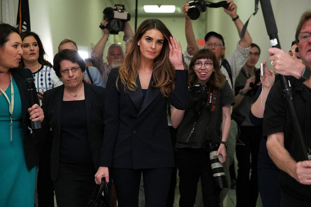 Should Hope Hicks go to prison?