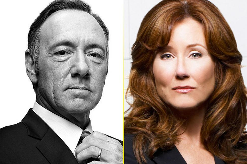 Best television president: Frank Underwood or Laura Roslin?