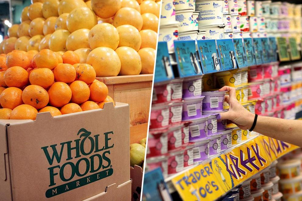 Best grocery store: Whole Foods or Trader Joe's?