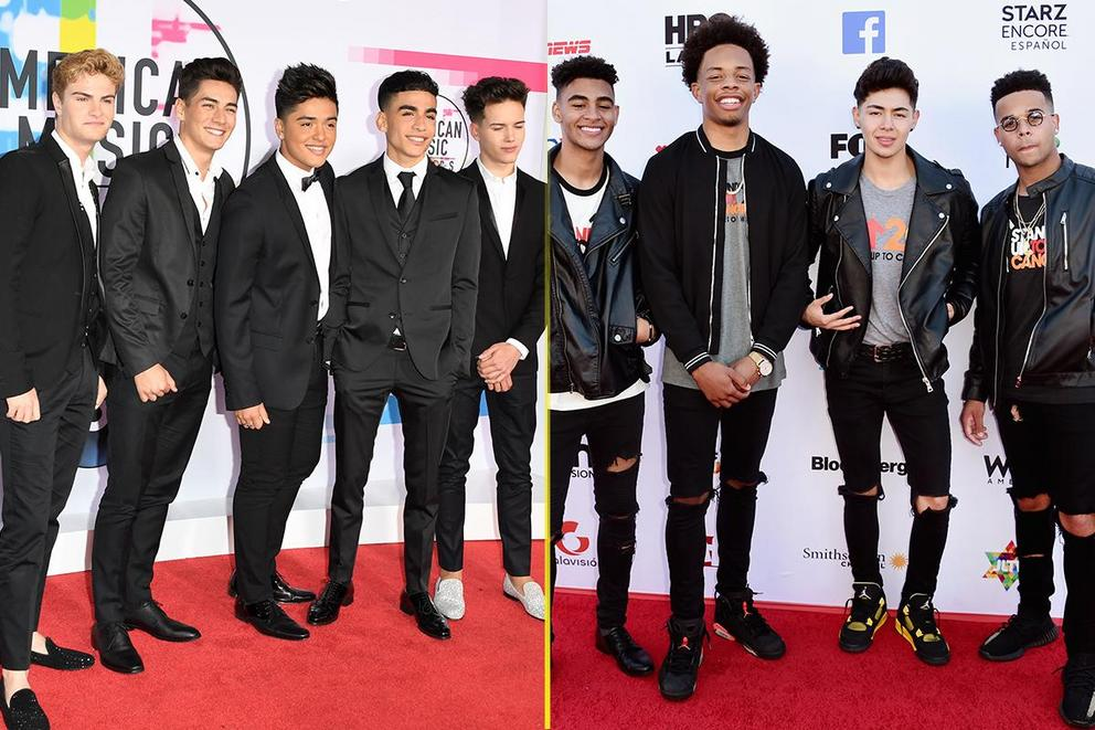 Favorite breakout group from ABC's 'Boy Band': In Real Life or 4th Ave?