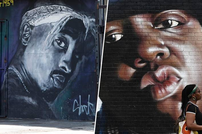 Tupac vs. Biggie: Who's the greatest rapper of all time?
