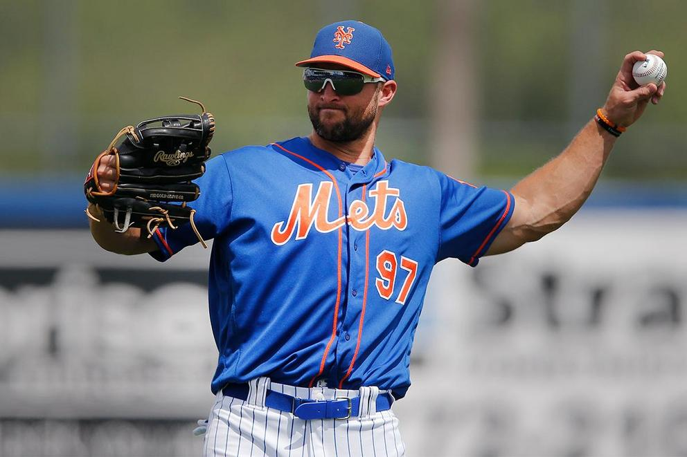 Is Tim Tebow going to be called up to the Mets?