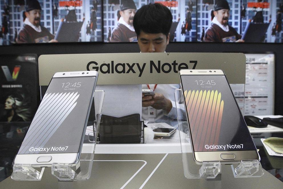 Can Samsung recover from the Galaxy Note 7 fiasco?
