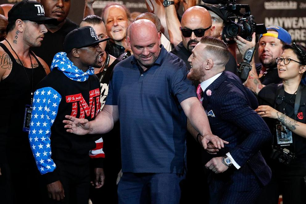 Better trash talker: Floyd Mayweather or Conor McGregor?