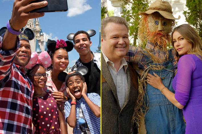 Favorite ABC comedy: 'Black-ish' or 'Modern Family'?