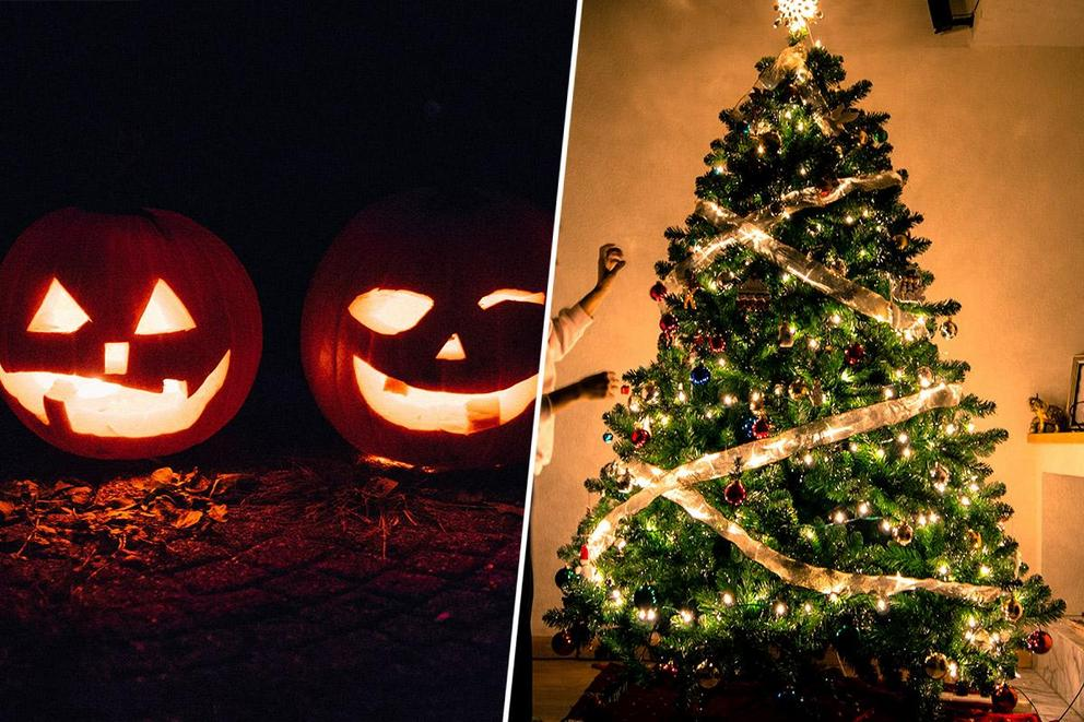 What's better: Halloween or Christmas?