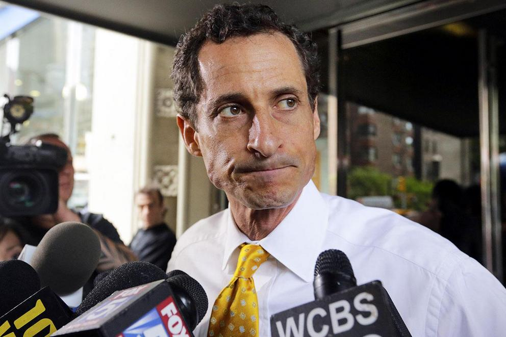 Does Anthony Weiner deserve jail time for sexting?