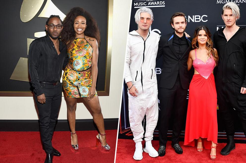 2019 Grammys Song of the Year: 'All the Stars' or 'The Middle'?