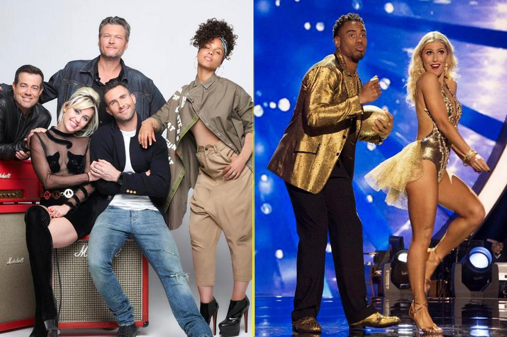 Favorite Monday night show: 'The Voice' or 'Dancing with the Stars'?