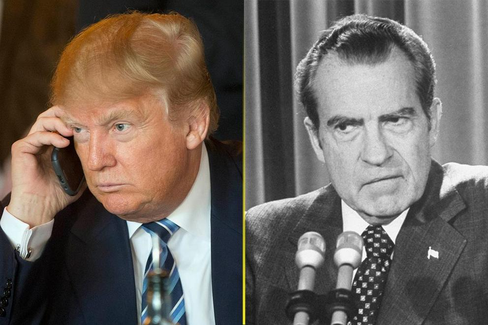 Is the brewing Trump-Russia scandal worse than Watergate?