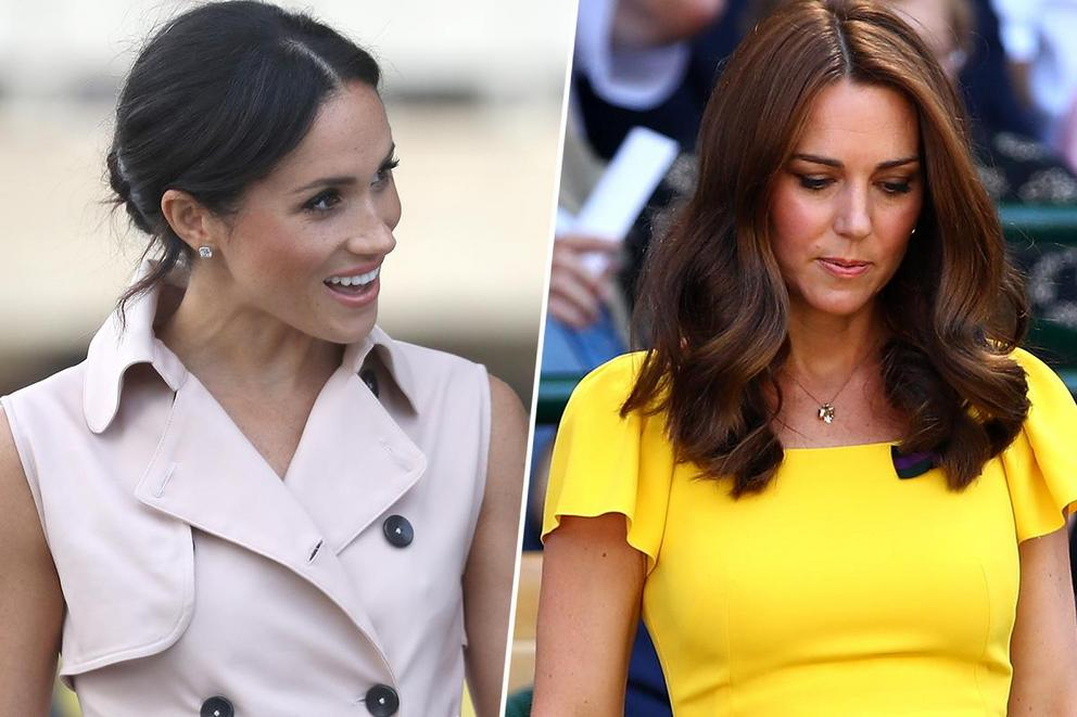 Best dressed royal: Meghan Markle or Kate Middleton?