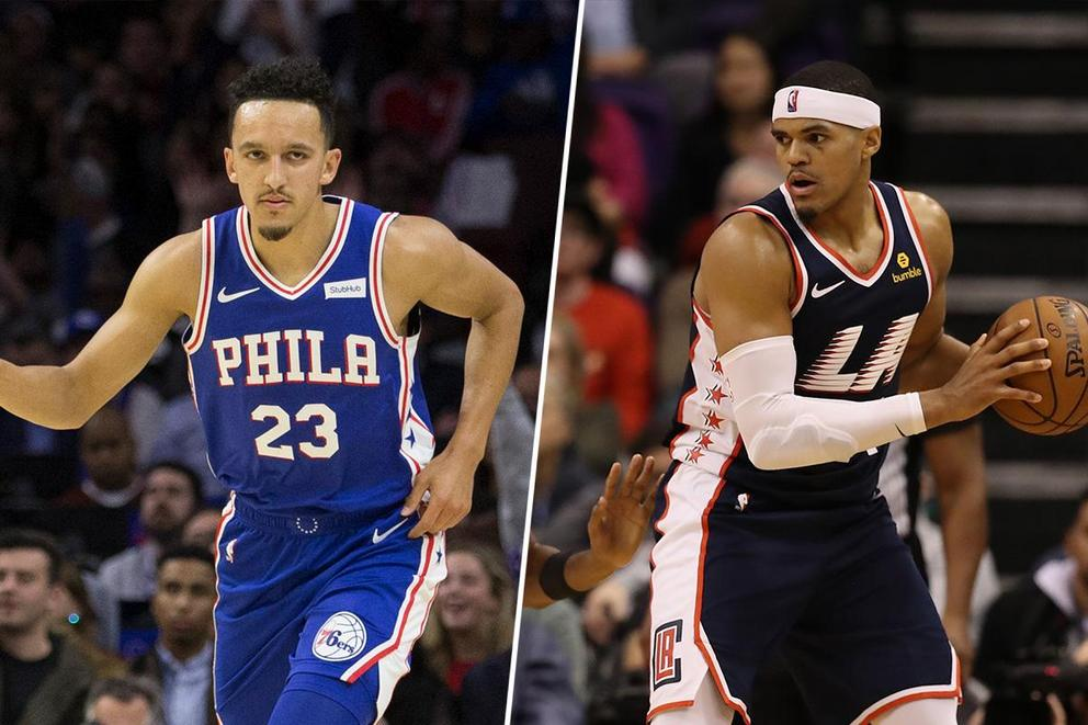 Who won the Sixers-Clippers trade?
