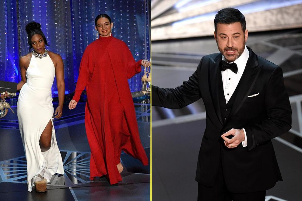 Should Tiffany Haddish and Maya Rudolph co-host the Oscars in 2019?