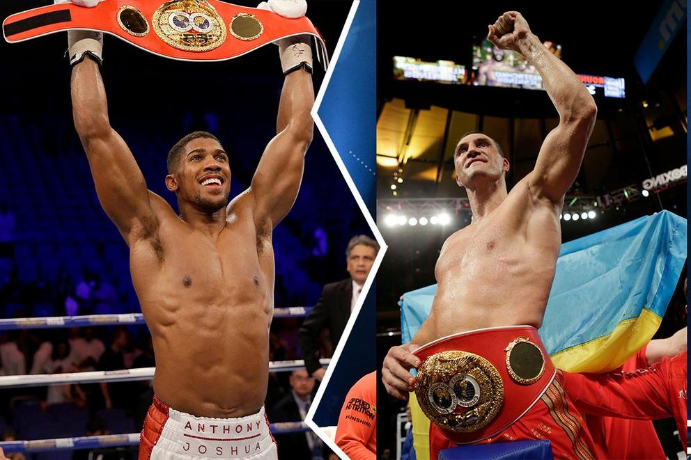 Joshua v. Klitschko: Who's going to win the WBA 'Super' title?