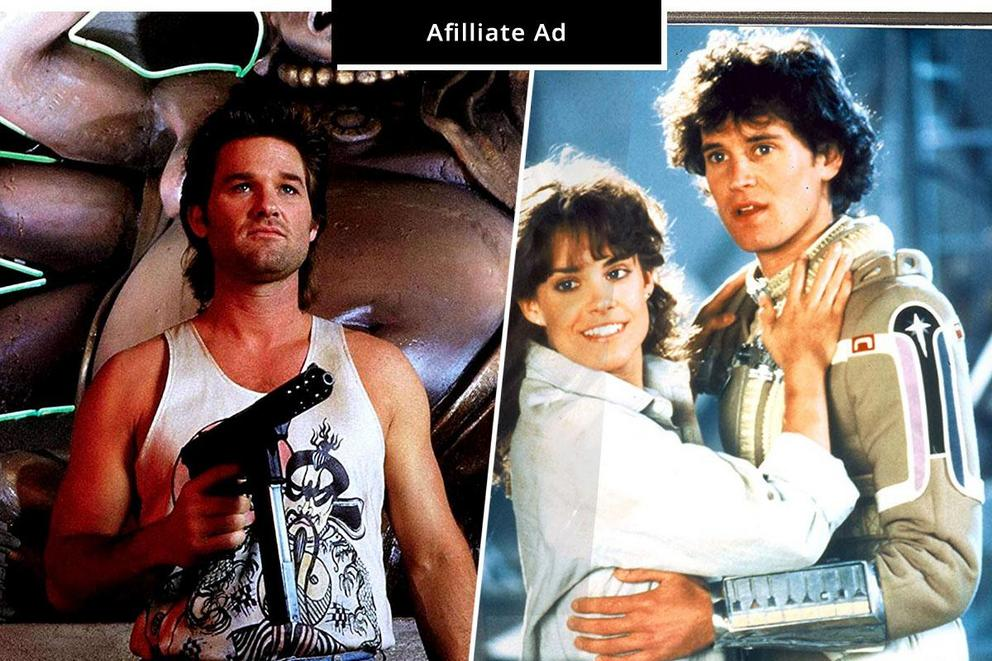 Favorite '80s cult classic: 'Big Trouble in Little China' or 'The Last Starfighter'?