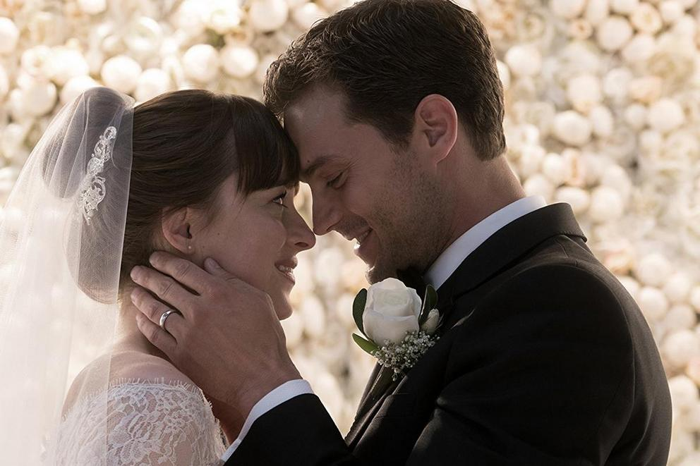 Is the 'Fifty Shades' series the worst franchise ever?