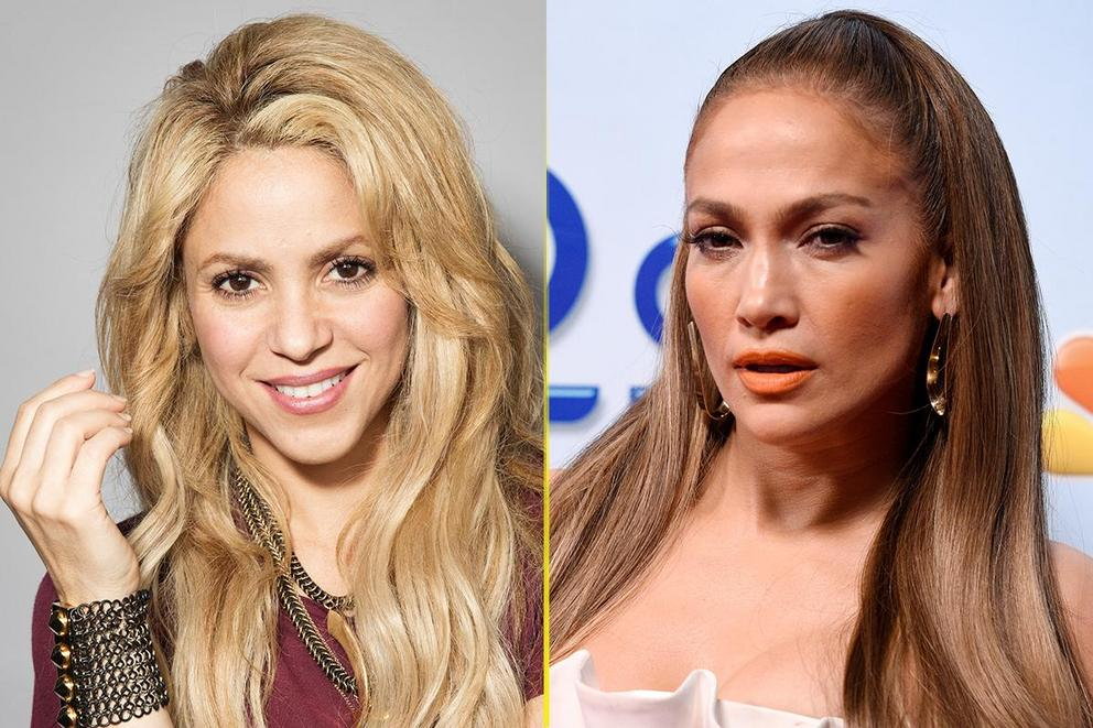 Hot Latin Songs Artist of the Year, Female: Shakira or Jennifer Lopez?