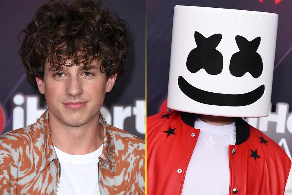 Radio Disney's Breakout Artist of the Year: Charlie Puth or Marshmello?