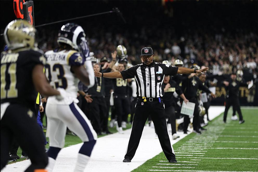 Should pass interference be reviewable?
