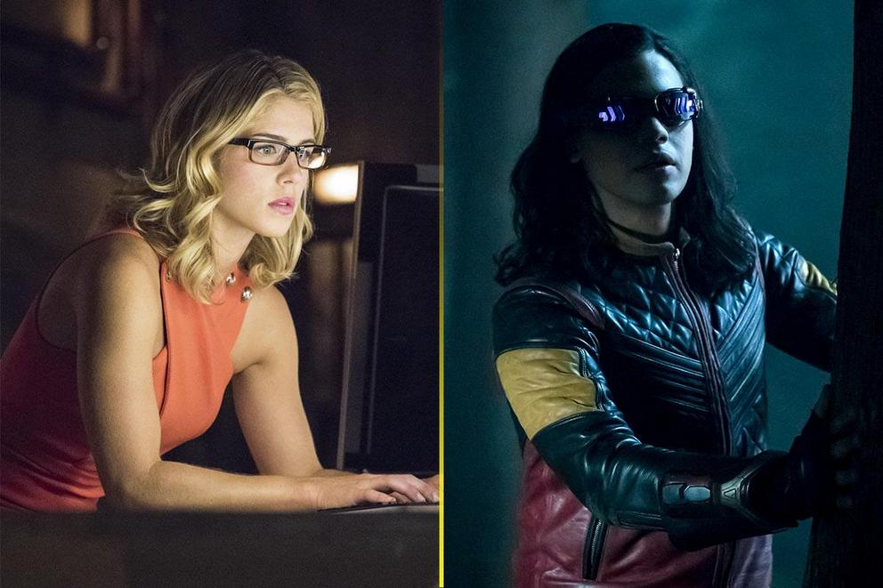 Best Arrowverse tech support: Overwatch or Vibe?