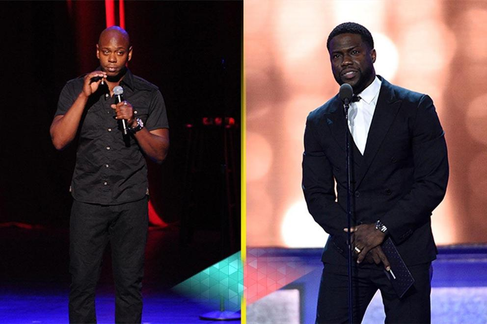 Biggest comedy empire: Dave Chappelle or Kevin Hart?