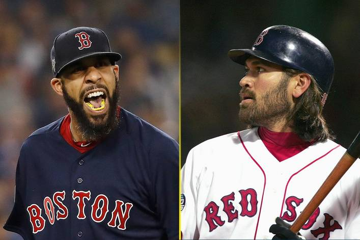 What is your favorite World Series-winning Red Sox team: 2018 or 2004?