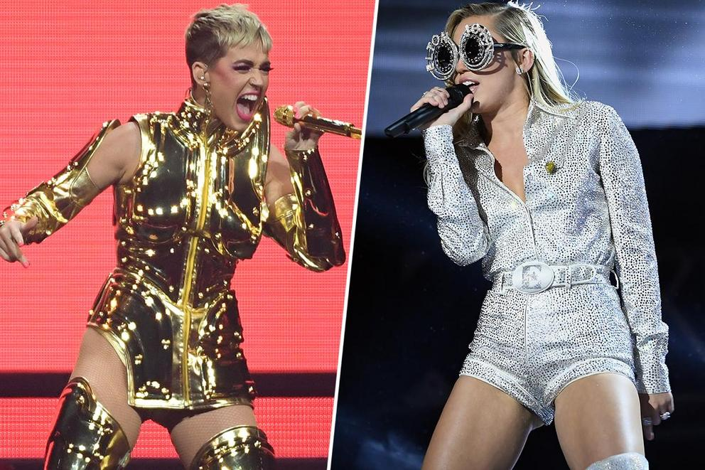 Whose comeback do you love more: Katy Perry or Miley Cyrus?