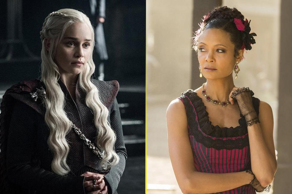 Favorite HBO geek show: 'Game of Thrones' or 'Westworld'?