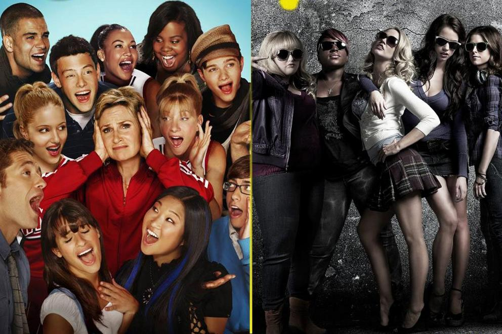 Ultimate musical series: 'Glee' or 'Pitch Perfect'?