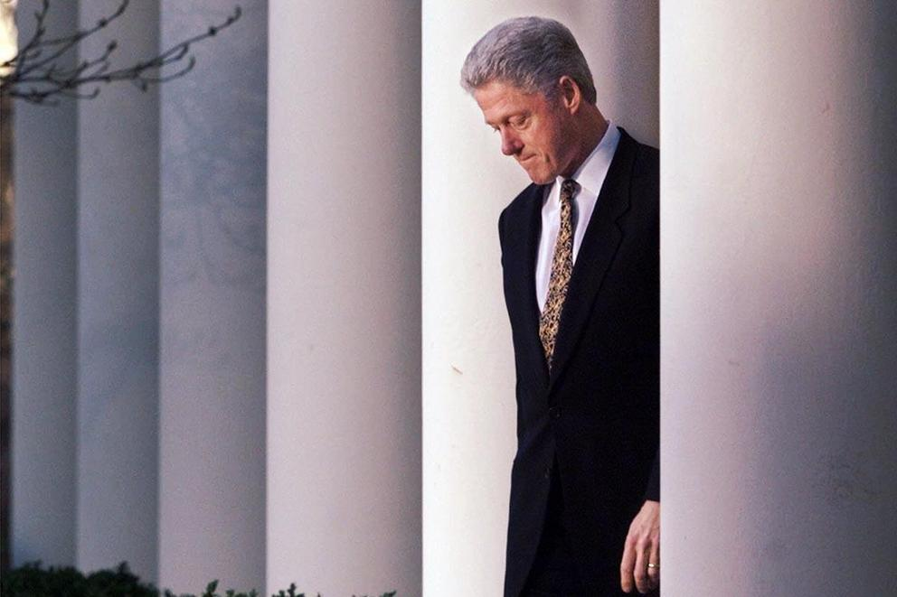 Are allegations of Bill Clinton's sexual misconduct fair game?