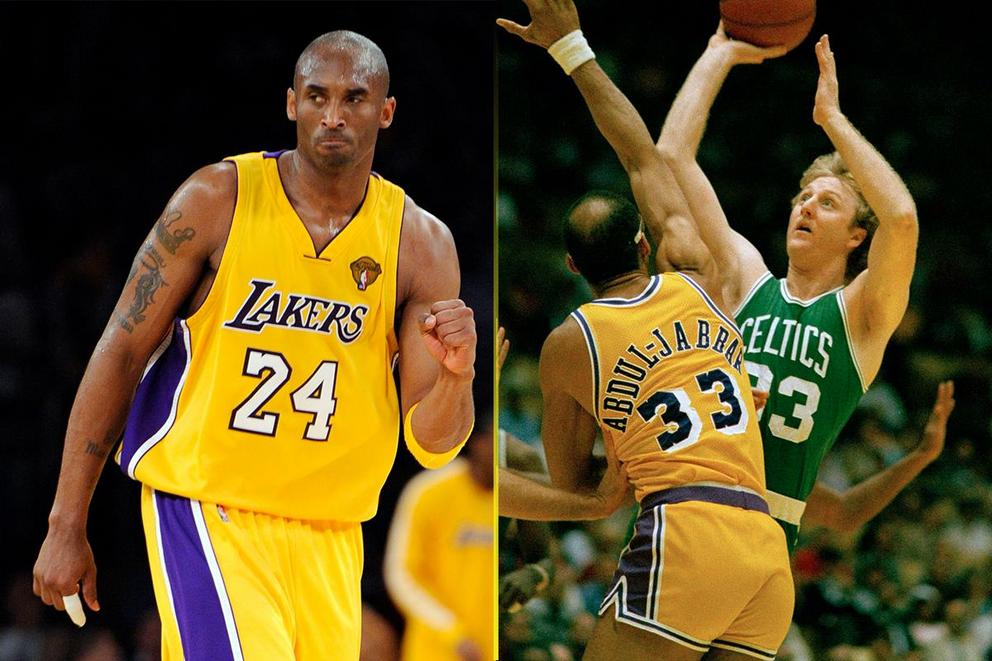 Most clutch NBA player: Kobe Bryant or Larry Bird?