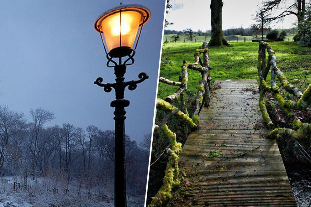 Would you rather find yourself in Narnia or Terabithia?