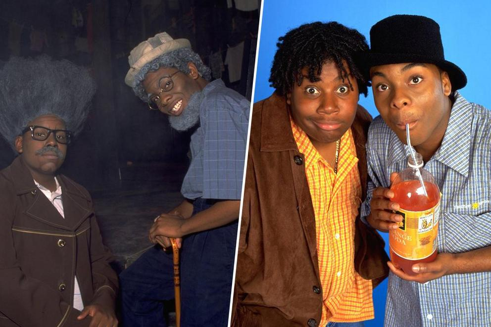 Favorite '90s Nickelodeon show: 'All That' or 'Kenan & Kel'?