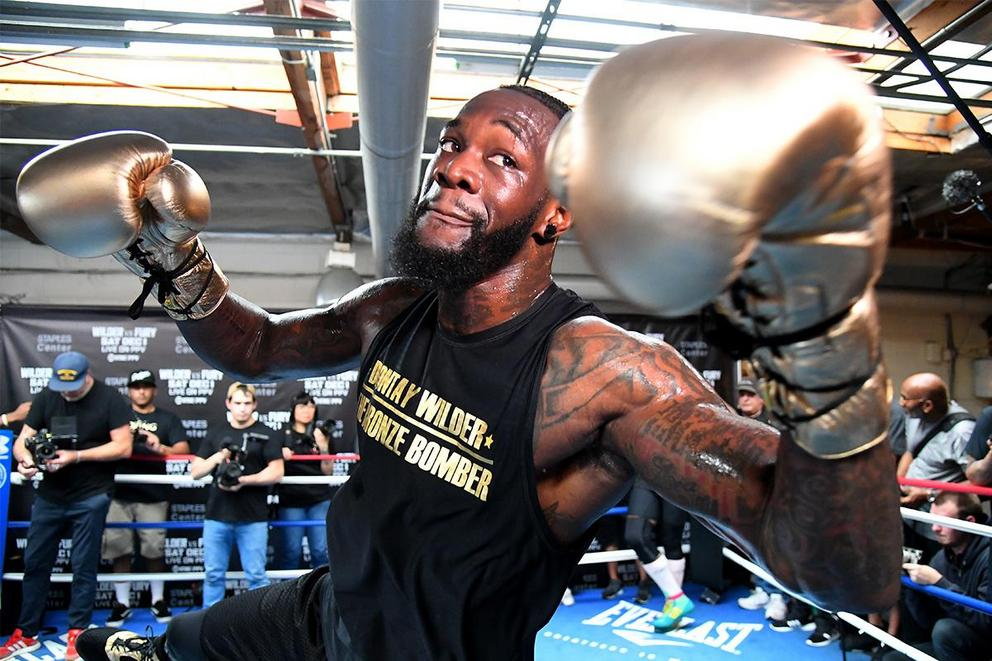 Should Deontay Wilder be stripped of his title?