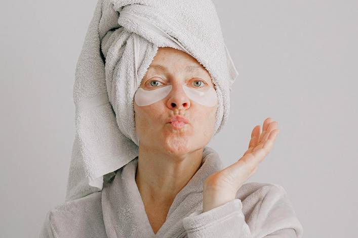 Do you take your makeup off before bed at night?