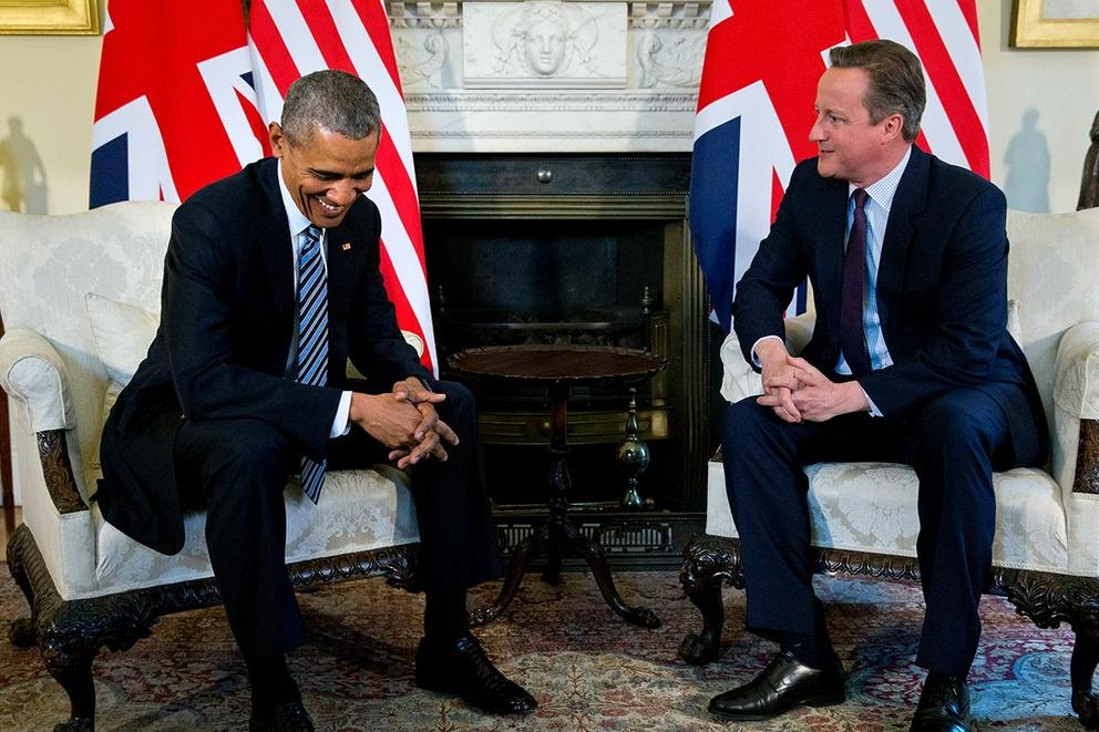 President Obama weighs in on Brexit