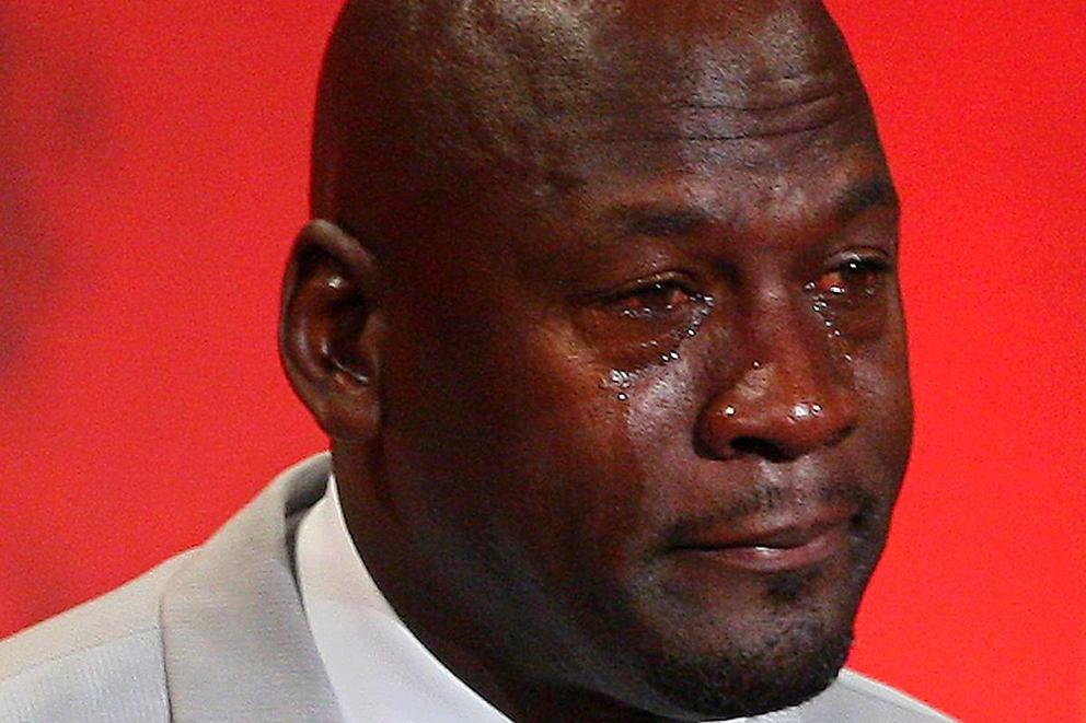 Are 'Crying Jordan' memes still funny or played out?