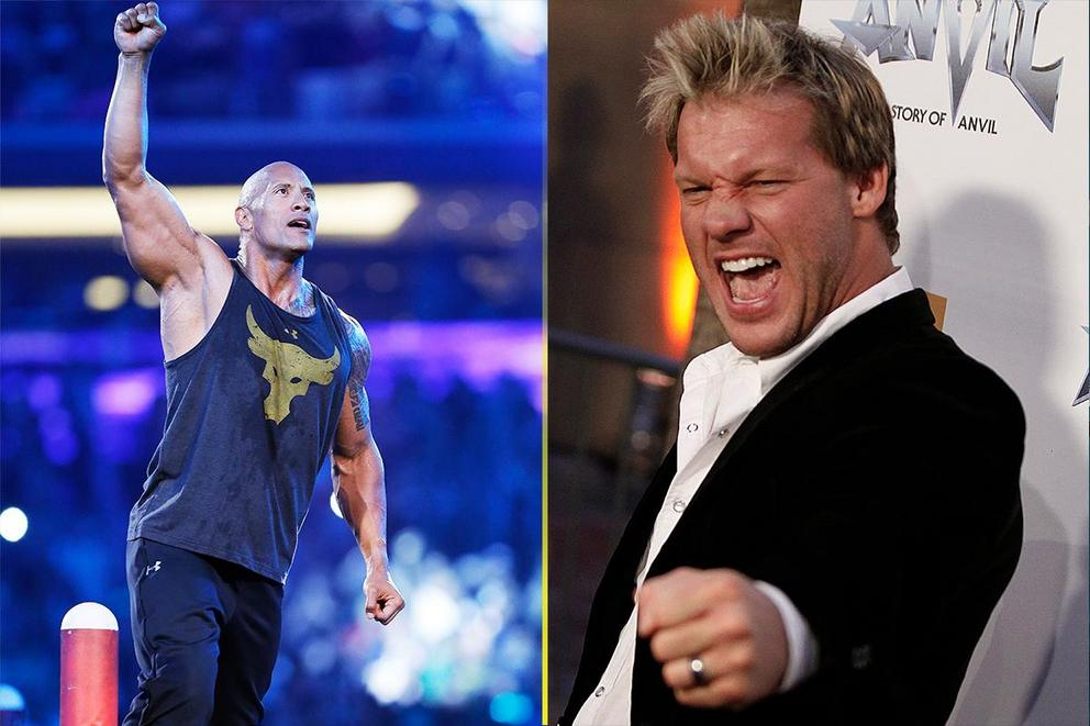 Greatest wrestler of all time: Dwayne 'The Rock' Johnson or Chris Jericho?