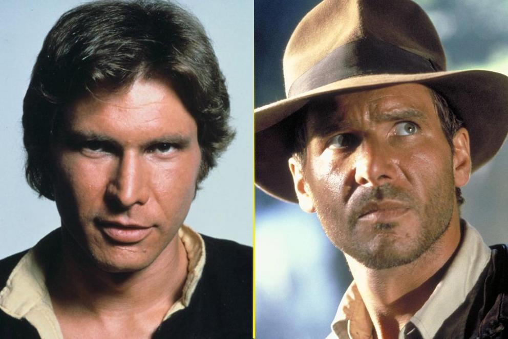 Harrison Ford's most iconic role: Han Solo or Indiana Jones?
