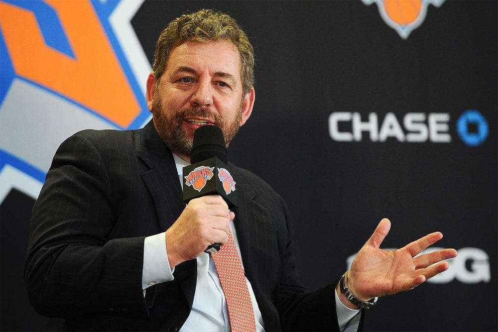 Should James Dolan sell the Knicks?