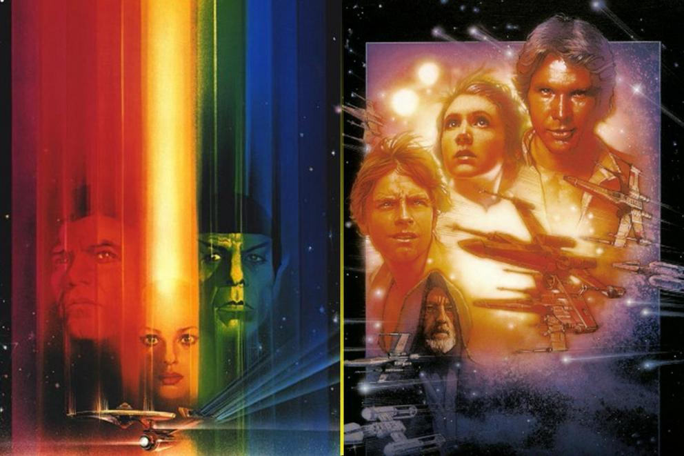 Best sci-fi franchise: 'Star Trek' or 'Star Wars'?