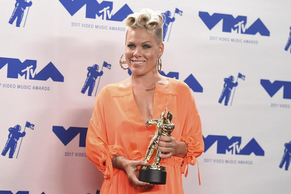 Does Pink's 'Beautiful Trauma' top 'The Truth About Love'?