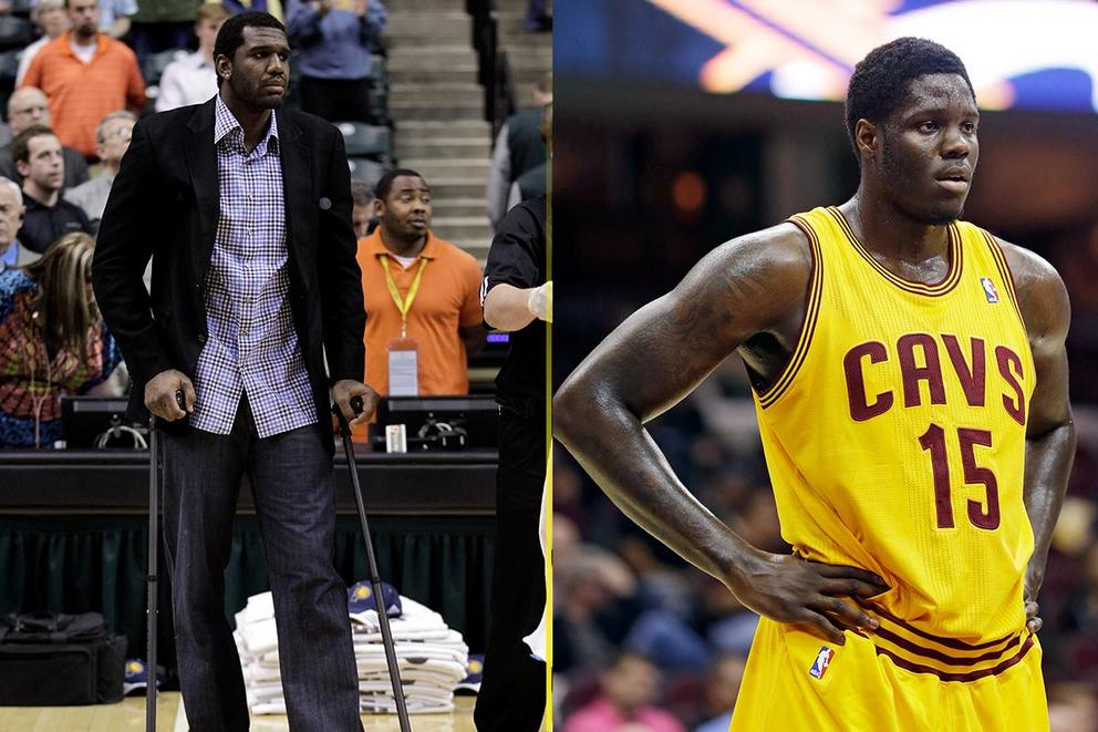 Who's the biggest bust in NBA Draft history: Greg Oden or Anthony Bennett?
