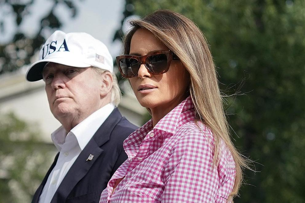 Is the media unfair to Melania Trump?
