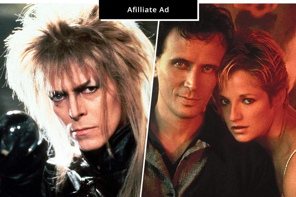 Favorite '80s cult classic: 'Labyrinth' or 'The Adventures of Buckaroo Banzai'?