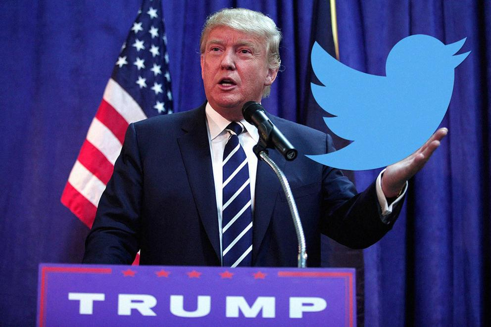 Should President Trump delete his Twitter account?