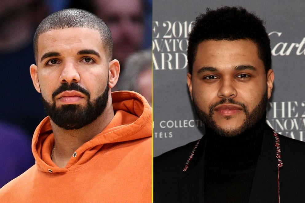 iHeartRadio Male Artist of the Year: Drake or The Weeknd?