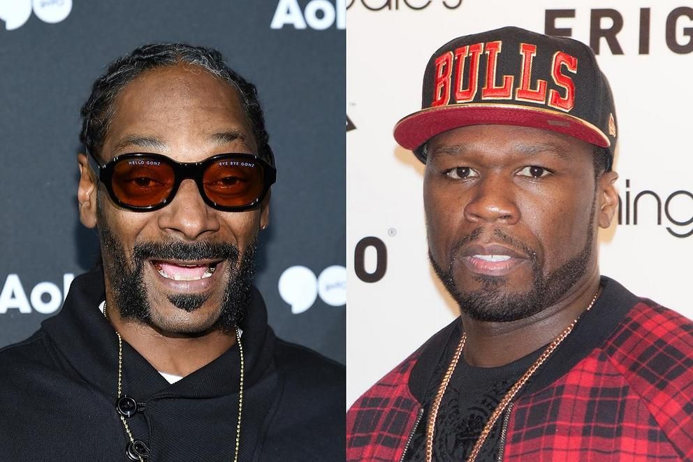 Which rapper had the worst first pitch: Snoop Dogg or 50 Cent?