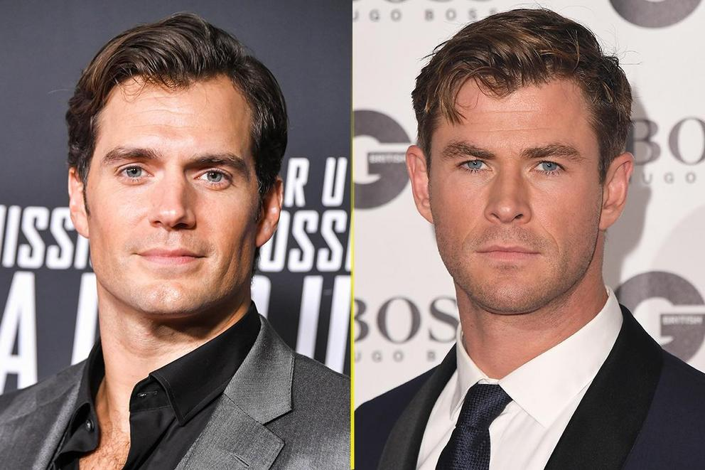 Who should be the next James Bond: Henry Cavill or Chris Hemsworth?